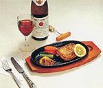 (3)赤肉